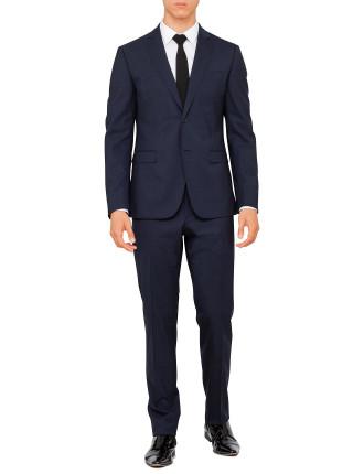 P39028 Wool/Elastane Pupstooth Suit
