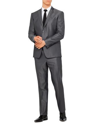 V100084 VT00884 Wool/Polyester Jaquard Suit