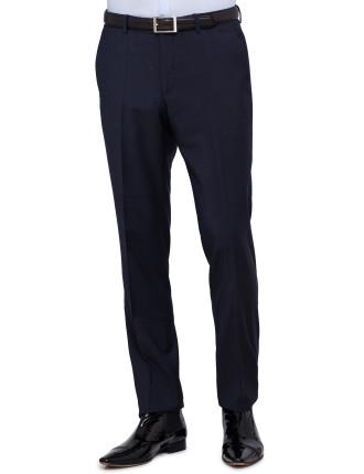 C-Genius S Wool Plain Trouser