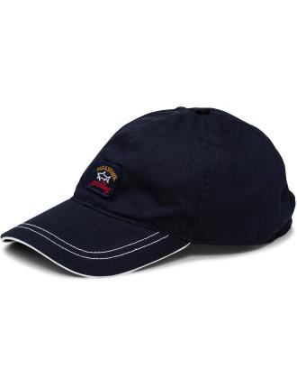 Nylon Logo Cap