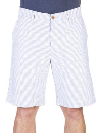O.P. Striped Oxford Shorts