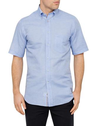 Yachting Linen/Cotton Shirt