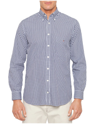 The Gingham Regular Fit Shirt