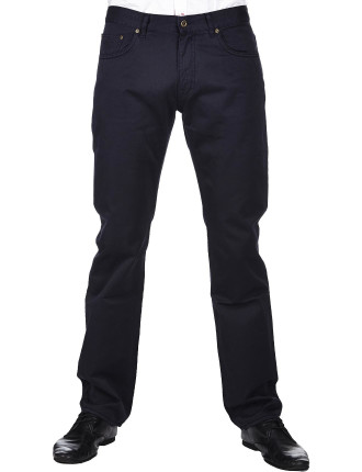 Urban Cotton Twill 5 Pocket Jean