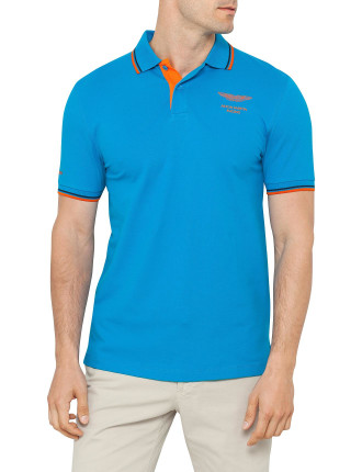 AMR Tipped Polo