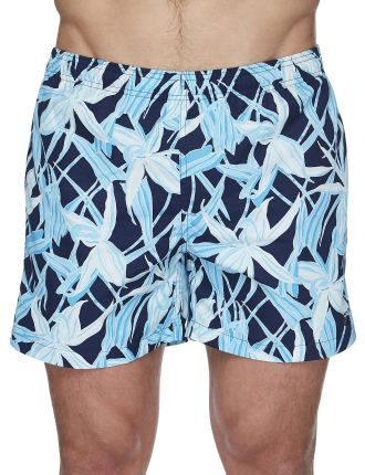 CAPE FLOWER SWIM SHORTS C.F