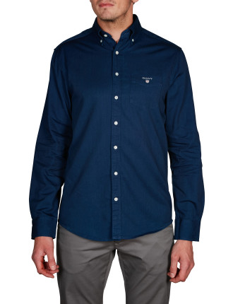 THE INDIGO SHIRT REG BD