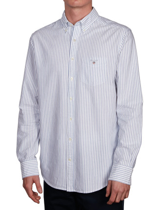 THE OXFORD PINSTRIPE REG BD