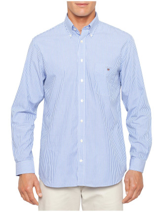 The Banker Stripe Shirt