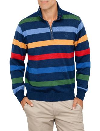 1/2 Zip Knitwear