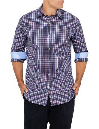Mini Multi Check Shirt