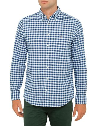 The Oxford Gingham Reg. Bd