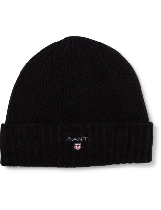 Cotton/Wool Lined Beanie