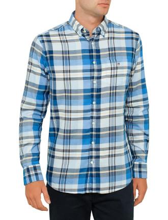Winter Twill Regular Shirt