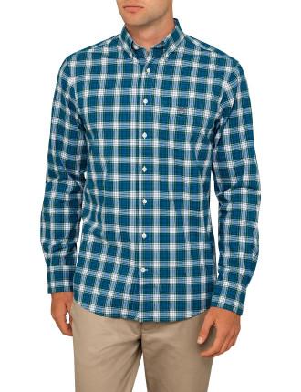 Broadcloth Plaid Regular shirt