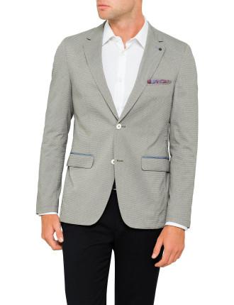 Textured Neat Jacket