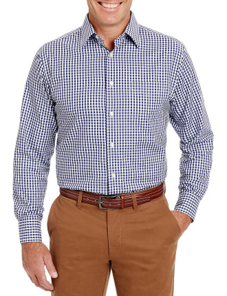 Easy Care Gingham Twill