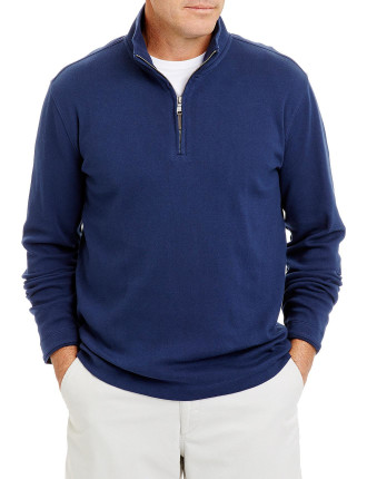 Soft Touch Popover Sweat