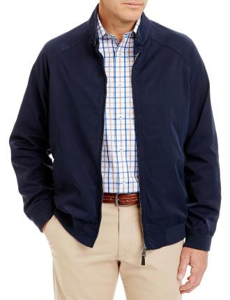 Casual Harrington Jacket