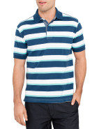 Jersey Stripe Polo $59.95