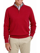 Stretch 1/2 Zip $79.95