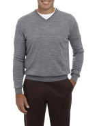 Merino Double V-Neck $99.95
