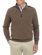 Fishermans Rib 1/2 Zip $119.00