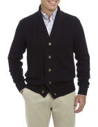 Cable Shawl Cardigan $119.00