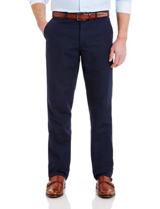 Hamilton Linen Blend Trouser