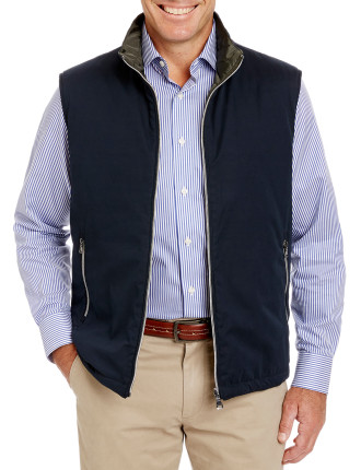 Reversible Soft Touch Vest