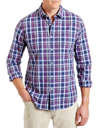 Casual Multi Check Shirt