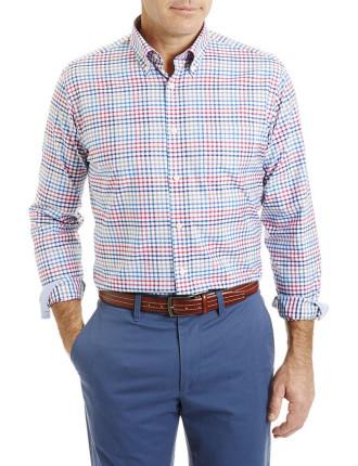Easy Care Multi Check Shirt