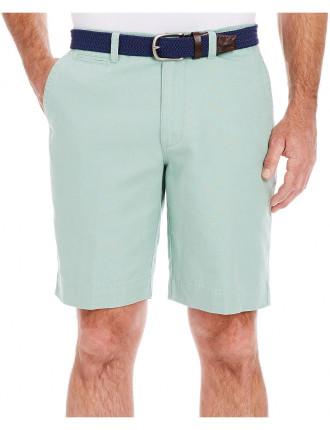 Classic Linen Blend Short