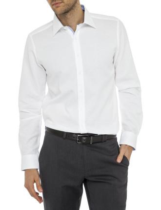 Wonderful Waffle Slim Fit Shirt