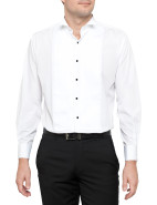 Wing Collar Dress Shirt $53.97