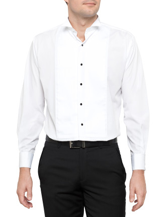 Wing Collar Dress Shirt
