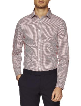 Ls Mini Gingham Camden Shirt