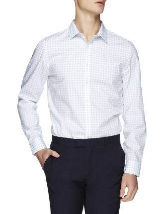 Ls Square Geo Camden Shirt