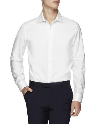 Ls Sateen Twill Kings Shirt