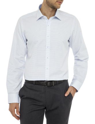 Watergate Dobby Stretch Collar Slim Fit Shirt