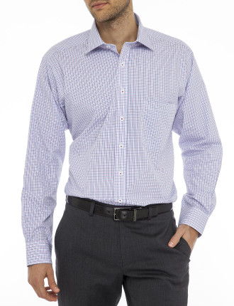 Langley Check Regular Fit Shirt