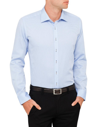 Hill Honeycomb Body Fit Shirt