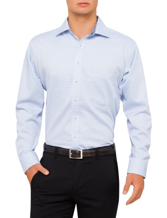 Douglass Dobby Regular Fit Shirt