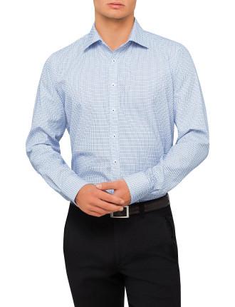 Mcnair Dobby Slim Fit Shirt