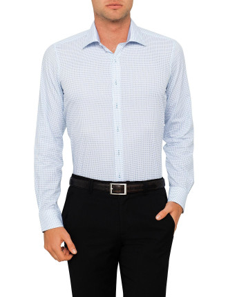 The Zero Print Slim Fit Shirt