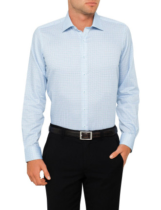 Cedar City Check Slim Fit Shirt