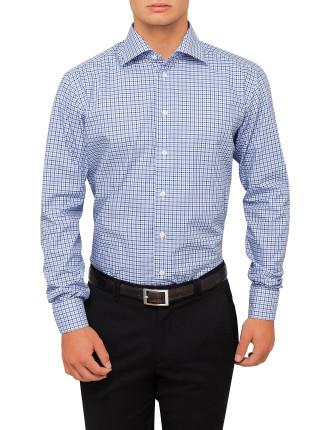 Tattersal Check Slim Fit Shirt