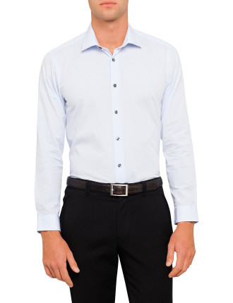 Star Dobby Slim Fit Shirt