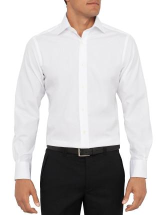 M.J. Bale Adam Poplin  Bc Slim Shirt