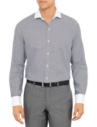 Textured Plain Formal Shirt $49.97